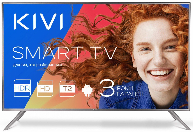 Топ-5 телевизоров до 7000 грн в Comfy - Kivi 32HR55GU