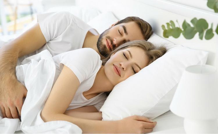 Утренний сон-режим сна и отдыха
