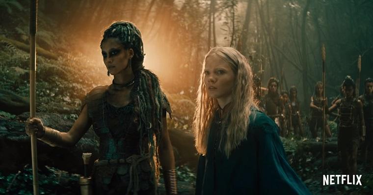 Вышел тизер первого сезона Ведьмака 3