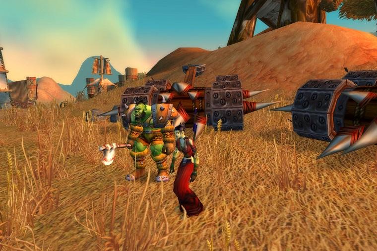 World of Warcraft Classic - любимая игра с лучшей графикой 2