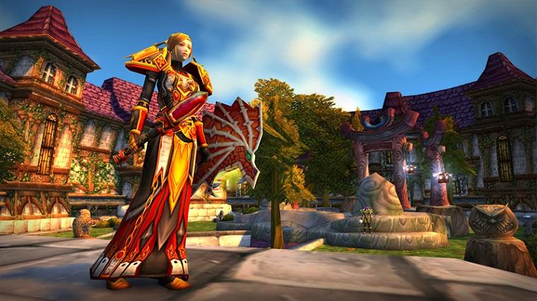 World of Warcraft Classic - любимая игра с лучшей графикой 4