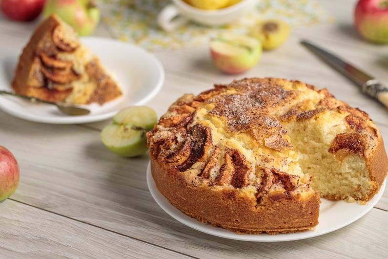 Яблочные пироги-рецепты