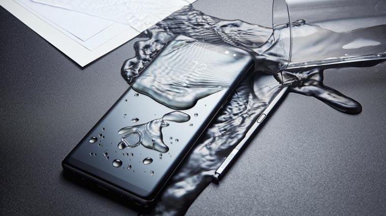 Защита смартфона от воды
