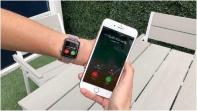 запись телефонного разговора на iOS