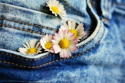 як прати джинси