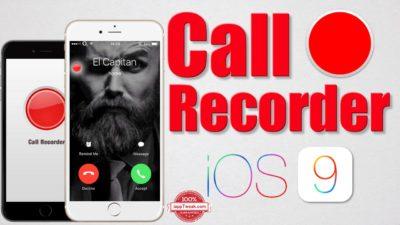 Call Recorder for iPhone для записи звонков на айфон