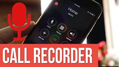 Call Recorder Unlimited для записи звонков на айфон