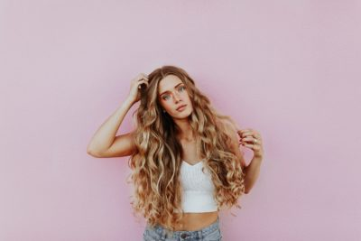 Красива зачіска