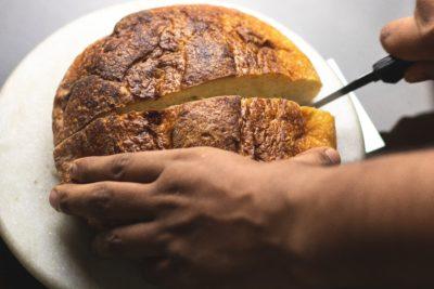 Пышный готовый бисквит