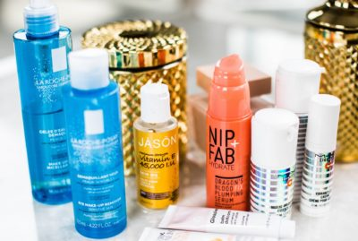 Шампуні й кондиціонери для волосся