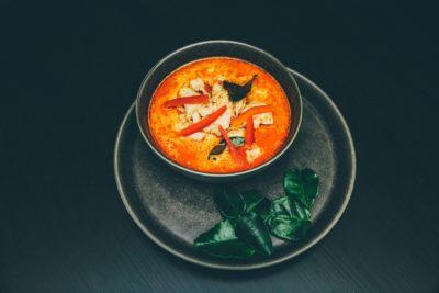 Ніжний гарбузовий суп
