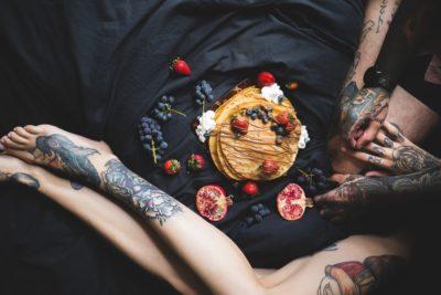 Овсяные блины на завтрак