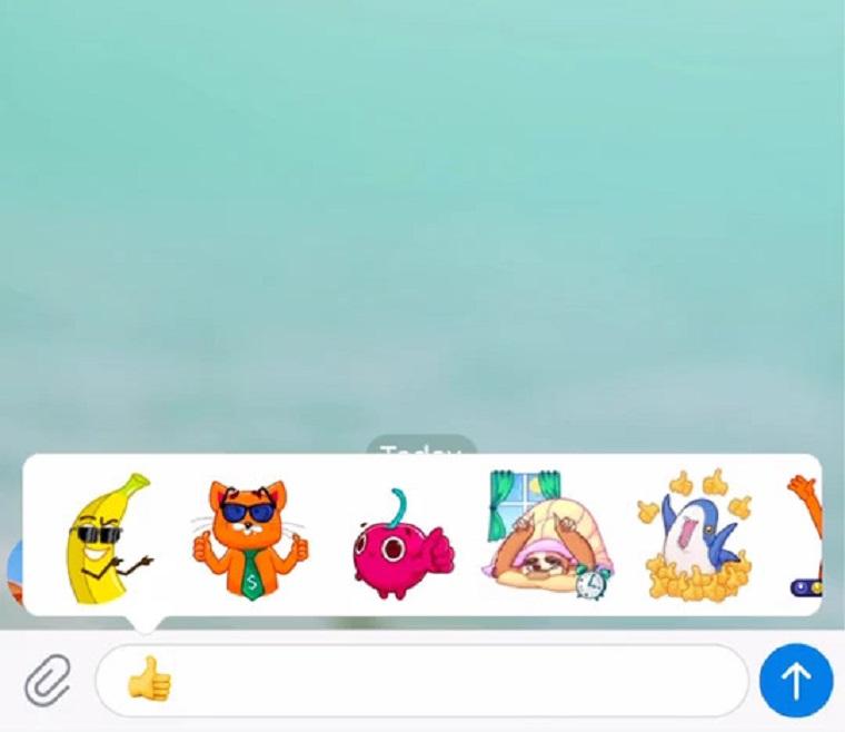 тихий и медленный Telegram 2