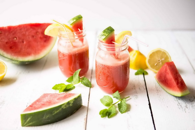 watermelon water-photo