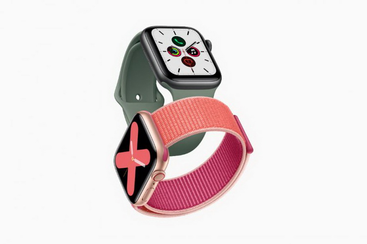 Apple Watch Series 5-новые SMART-часы