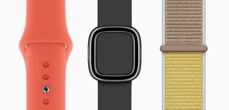 Apple Watch Series 5-сменные ремешки