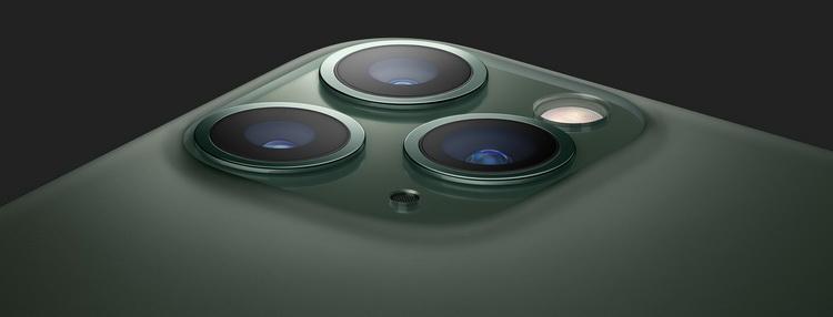 Apple iPhone 11 Pro-камеры смартфона