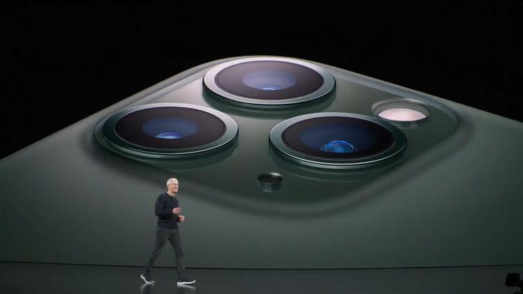 Apple-новые Айфоны камеры
