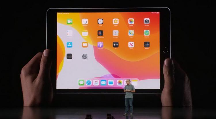Apple-новый iPad