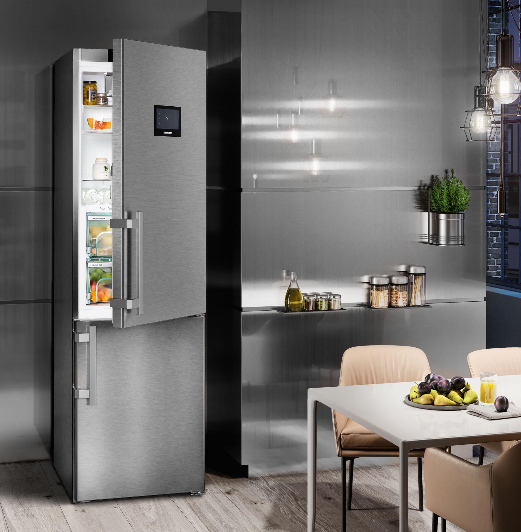 Будь в тренде_холодильники и их технологии в 2019 - холодильник с инверторным компрессором