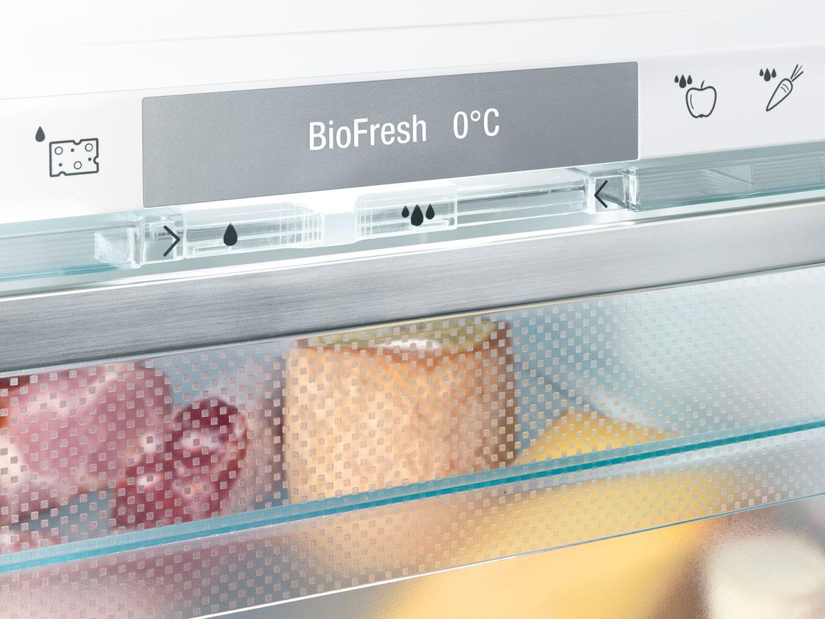 Будь в тренде_холодильники и их технологии в 2019 - камера свежести в холодильнике