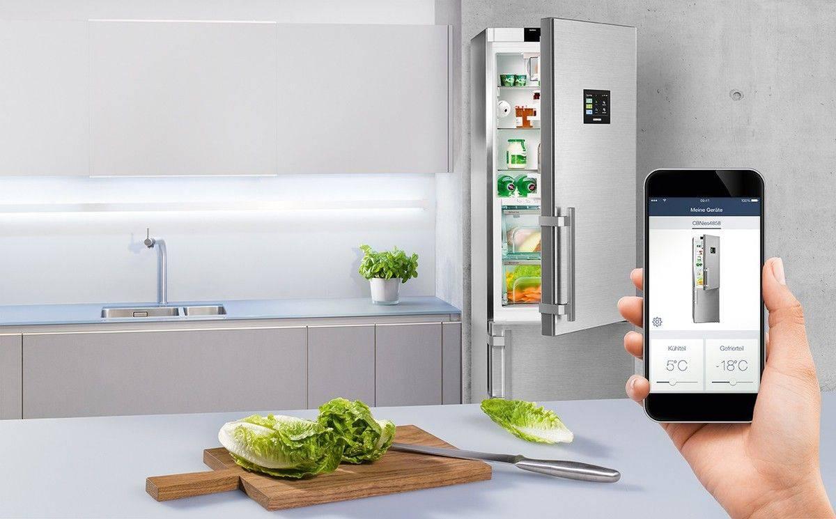 Будь в тренде_холодильники и их технологии в 2019 - умный холодильник
