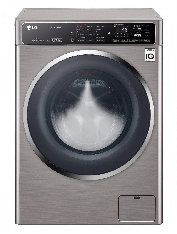 Будь в тренде_технологии стиральных машин 2019 - стиральная машина с паром