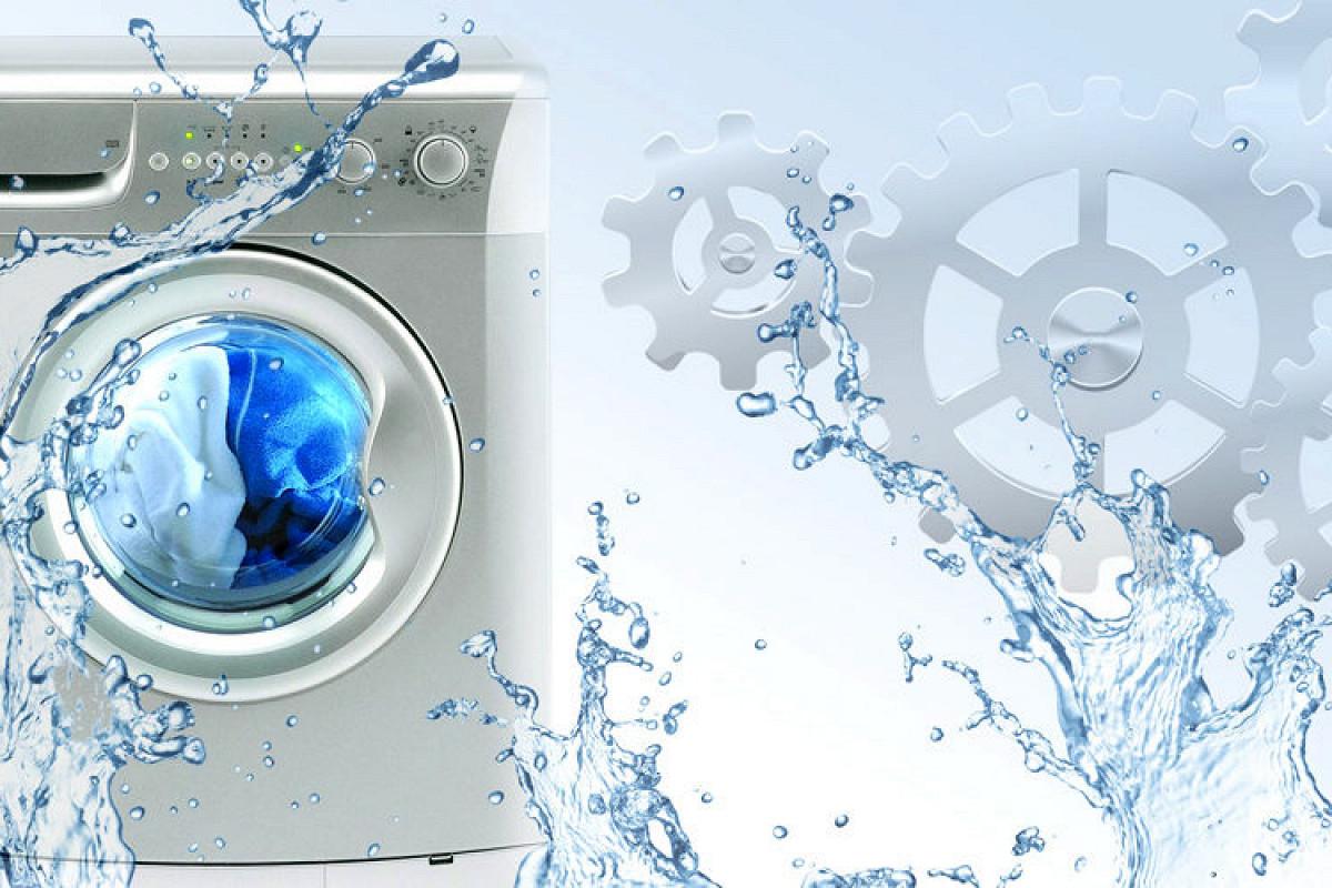 Будь в тренде_технологии стиральных машин 2019 - стиральная машина с водой