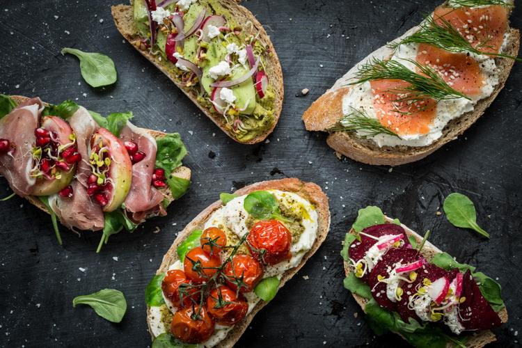Бутерброды-ассорти