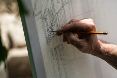 Учимся рисовать карандашом с нуля