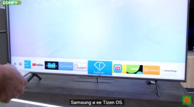 Samsung с Tizen ОС