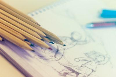 Як намалювати олівцем людей