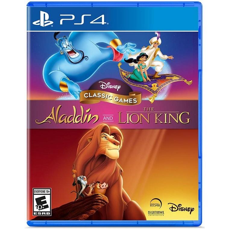 Хитовые игры Аладдин и Король лев получат новую графику 2