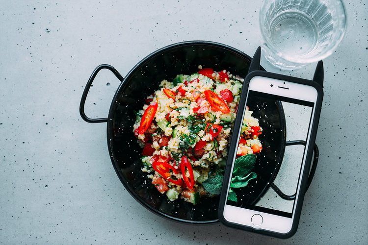 Как фотографировать еду-советы и рекомендации