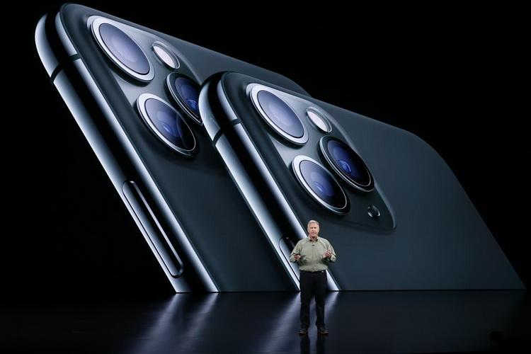 Камеры-iPhone 11 Pro