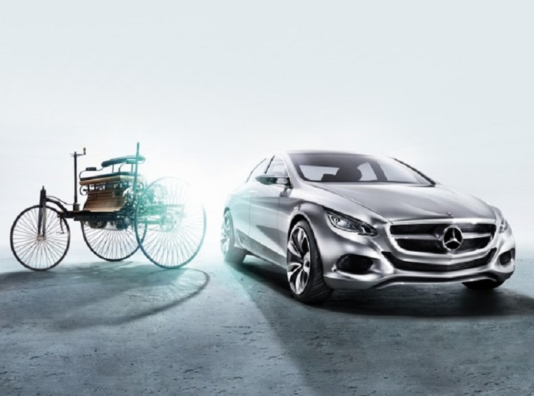 Mercedes прекратил разработку двигателей внутреннего сгорания 2