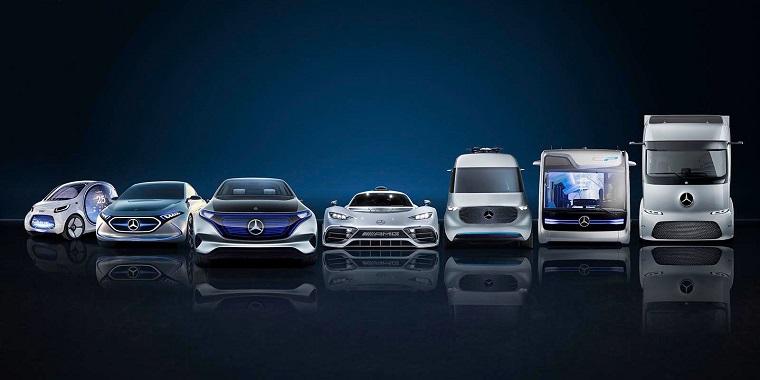 Mercedes прекратил разработку двигателей внутреннего сгорания 4