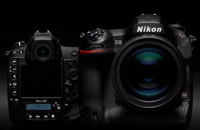 Nikon готовит флагманскую зеркалку D6 3