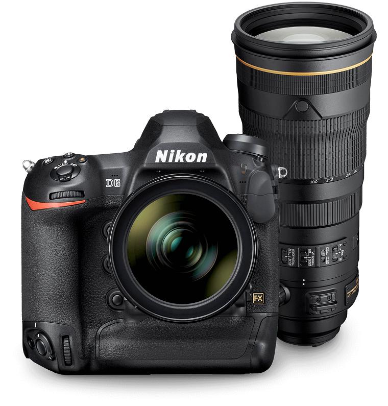 Nikon готовит флагманскую зеркалку D6 5