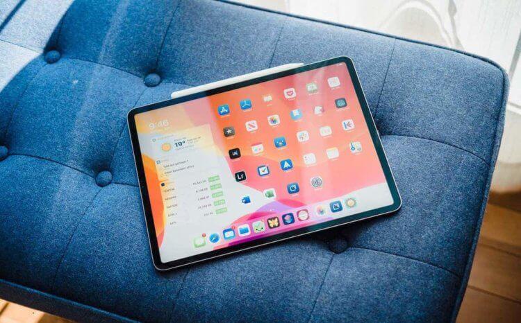 Новая iPadOS-совместимые устройства