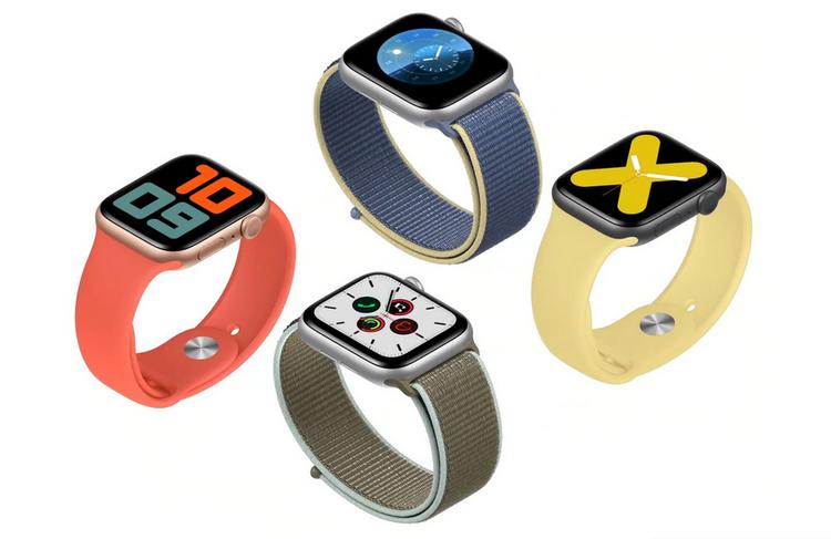 Новые часы Apple-Широчайшие возможности стилизации
