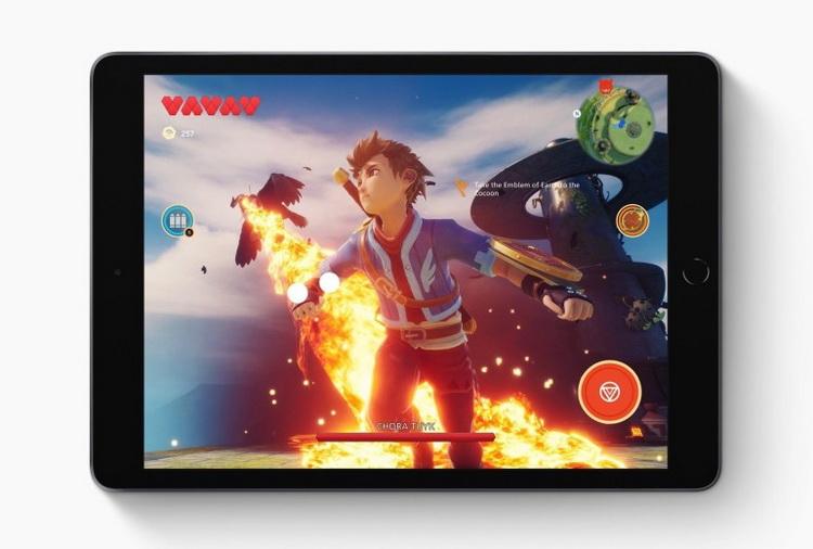 Новый iPad-игровые возможности