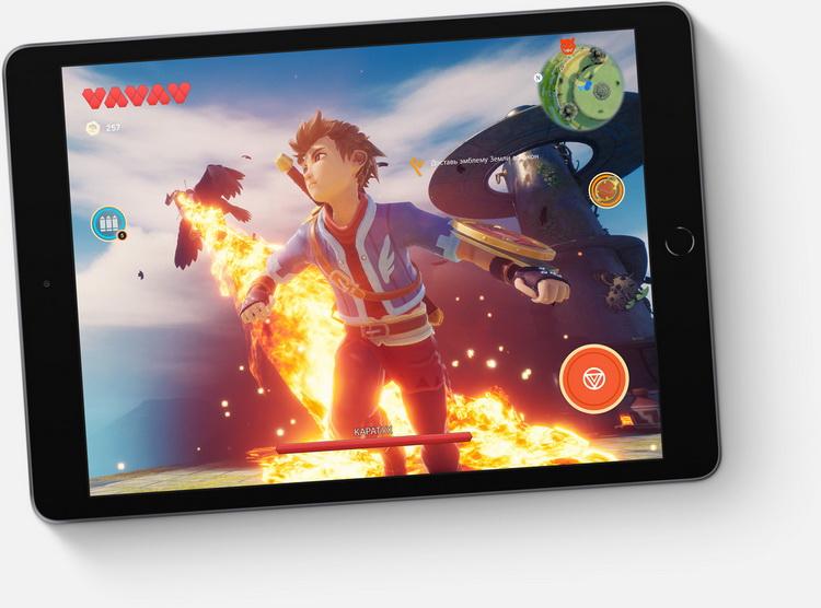 Новый iPad-игры