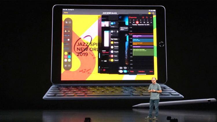 Новый iPad-презентация фото с мероприятия