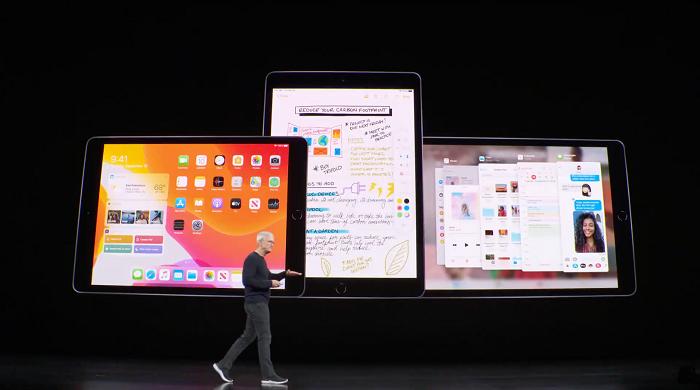 Новый iPad-седьмого поколения