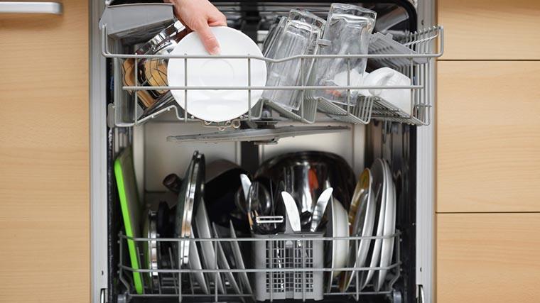 Ножи в посудомойке
