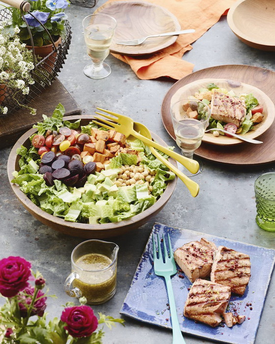 Обед-посиделки на свежем воздухе