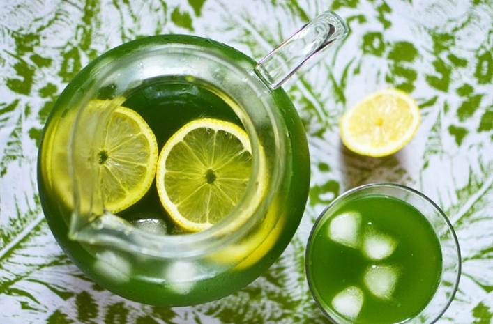 Щавелевый лимонад-графин