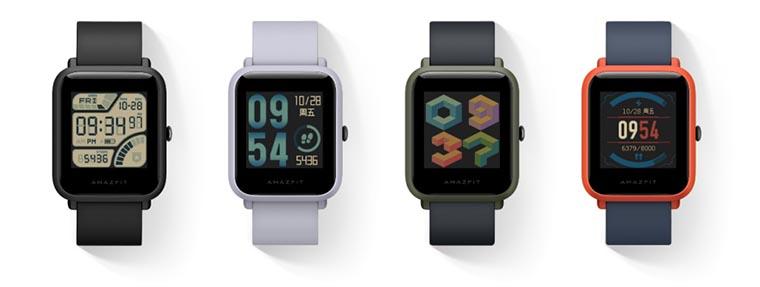 Смарт-часы Amazfit Bip дизайн