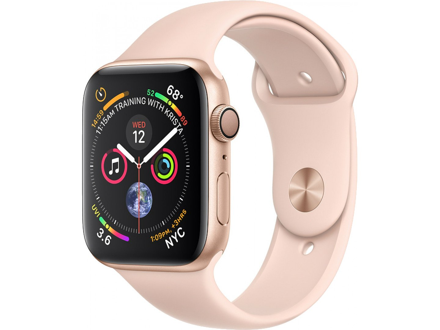 Смарт-часы Apple Watch Series 4 GPS